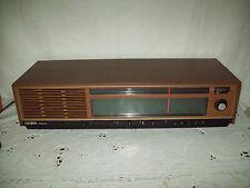 Saba Mainau nostalgisches Radio Saba Mainau Holzgehäuse  70er Jahre Rarität