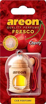 Aggressivo 2x Originale Areon Fresco Profumo Per Auto Albero Profumato Deodoranti Ciliegia