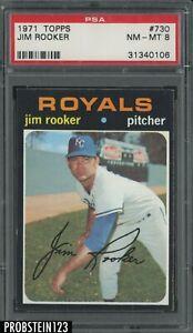 1971-Topps-730-Jim-Rooker-Royals-PSA-8-NM-MT