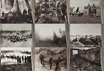 n WW1 Stereoscopic Card Stereoview Realistic Travels World War One 1914 to 1918