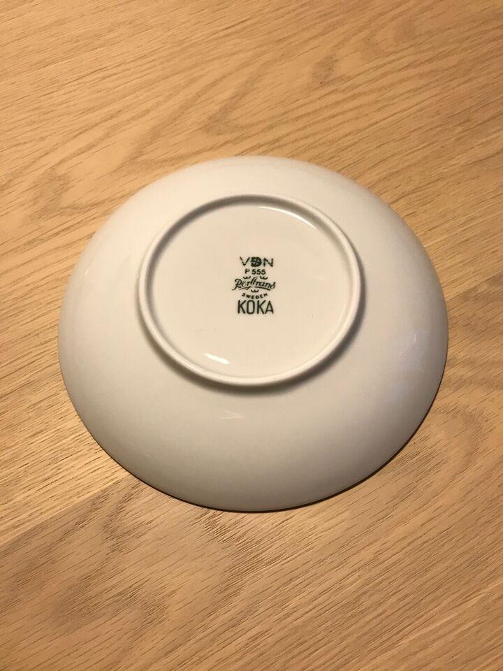 Porcelæn, Underkop, Rörstrand