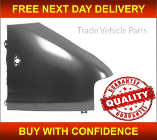 FIAT DUCATO 2002-2006 FRONT WING DRIVER SIDE PRIMED NEW INSURANCE APPROVED