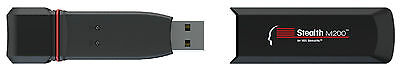 MXI M200 2GB Stealth USB Flash Drive encrypted secure storage Ironkey