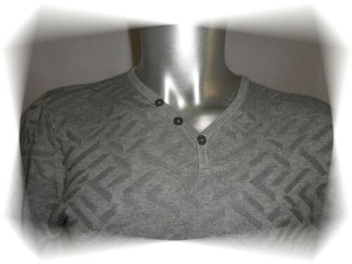 M Jacquard Excess No Neuf Maille Fantaisie C Gris Taille Pull wBqATA8W7