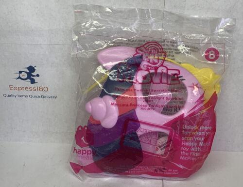 McDonalds My Little Pony Movie Princess Sparkle Mask Happy Meal Toy #8 IV