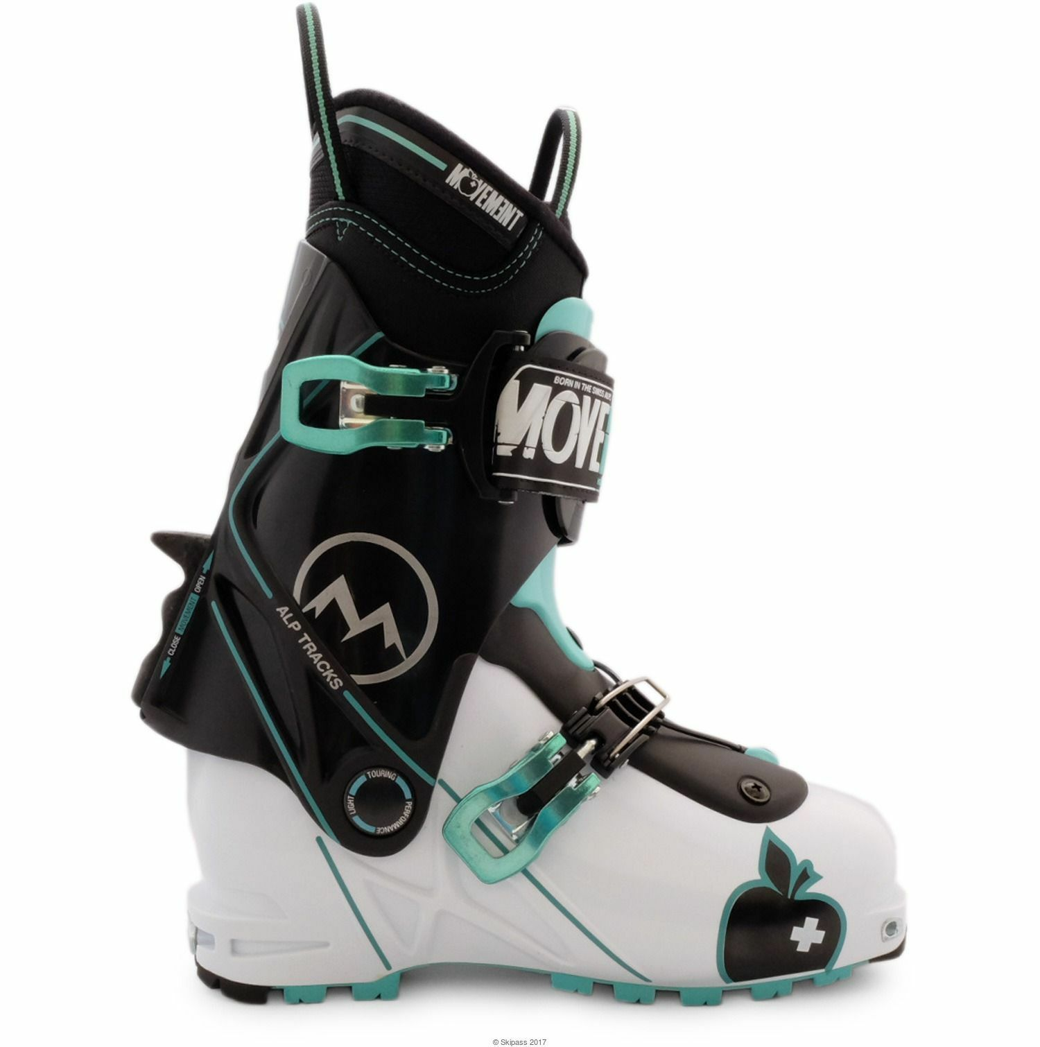 Movement Alp Tracks Explorer botas para Esquí para Dama Mondo 255