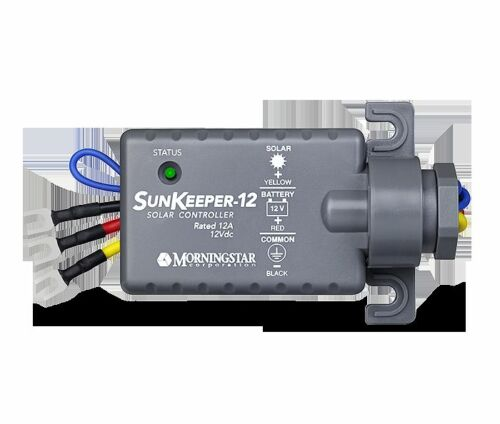 Morningstar SK-12 sunkeeper charge controller