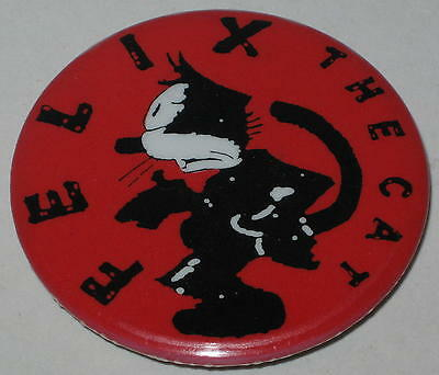 "Felix the Cat 2.25"" Old-Style Pin"