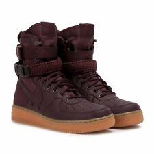 low cost c1d62 c1a99 item 5 Nike SF AF1 Air Force1 sp Forces Deep Burgundy Gum Men s Shoes  864024-600 sz 8.5 -Nike SF AF1 Air Force1 sp Forces Deep Burgundy Gum Men s  Shoes ...