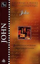 Shepherd's Notes: John Gould, Dana Paperback
