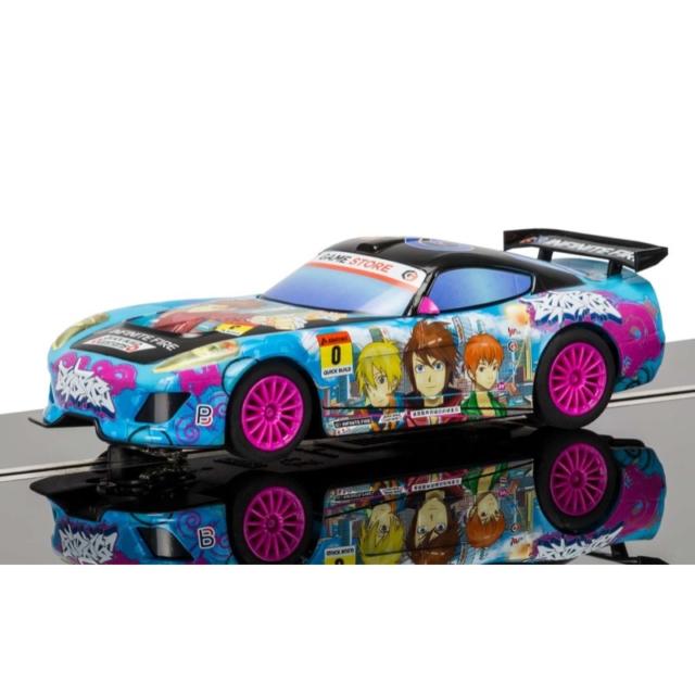 Scalextric C3838 Team GT Lightning - Sunrise New
