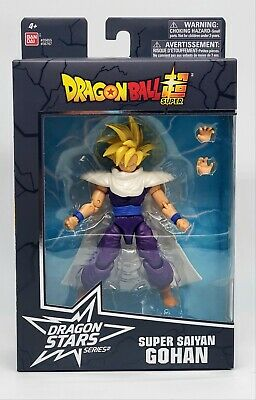 Broly wave Super Saiyan Gohan Dragonball Super Dragon Stars Action Figure