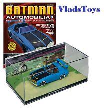Eaglemoss 1:43 Batman Detective Comics #597 Batmobile W/Magazine #48 Retired