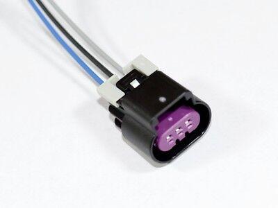 GM Ecotec 2.2L TPS Connector Pigtail 02-05 Engine Throttle Position Sensor DOHC