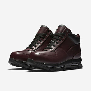 Mens Burgundy Acg Boots Nike Mens Work Shoes  471b96a9f34e