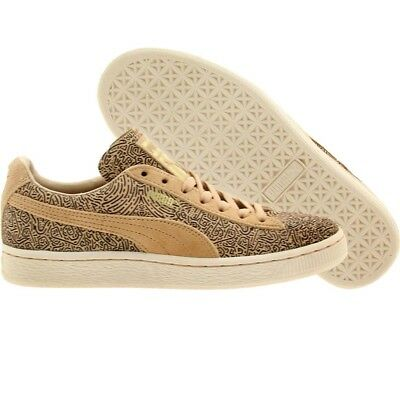 $119.99 Puma x Solange Women Suede Classic Lines (brown honey peach) 358017 01 | eBay