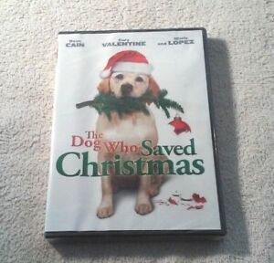 The Dog Who Saved Christmas.Details About Dean Cain The Dog Who Saved Christmas Mario Lopez Brand New Factory Sealed W S