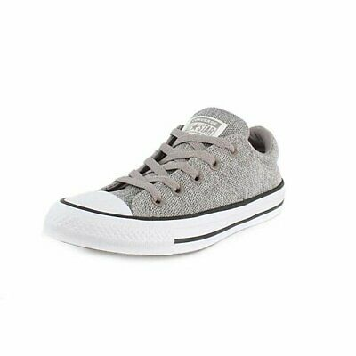 Converse 561763F Women's CTAS Madison Ox Low Top Sneaker Mercury GreyMouse | eBay