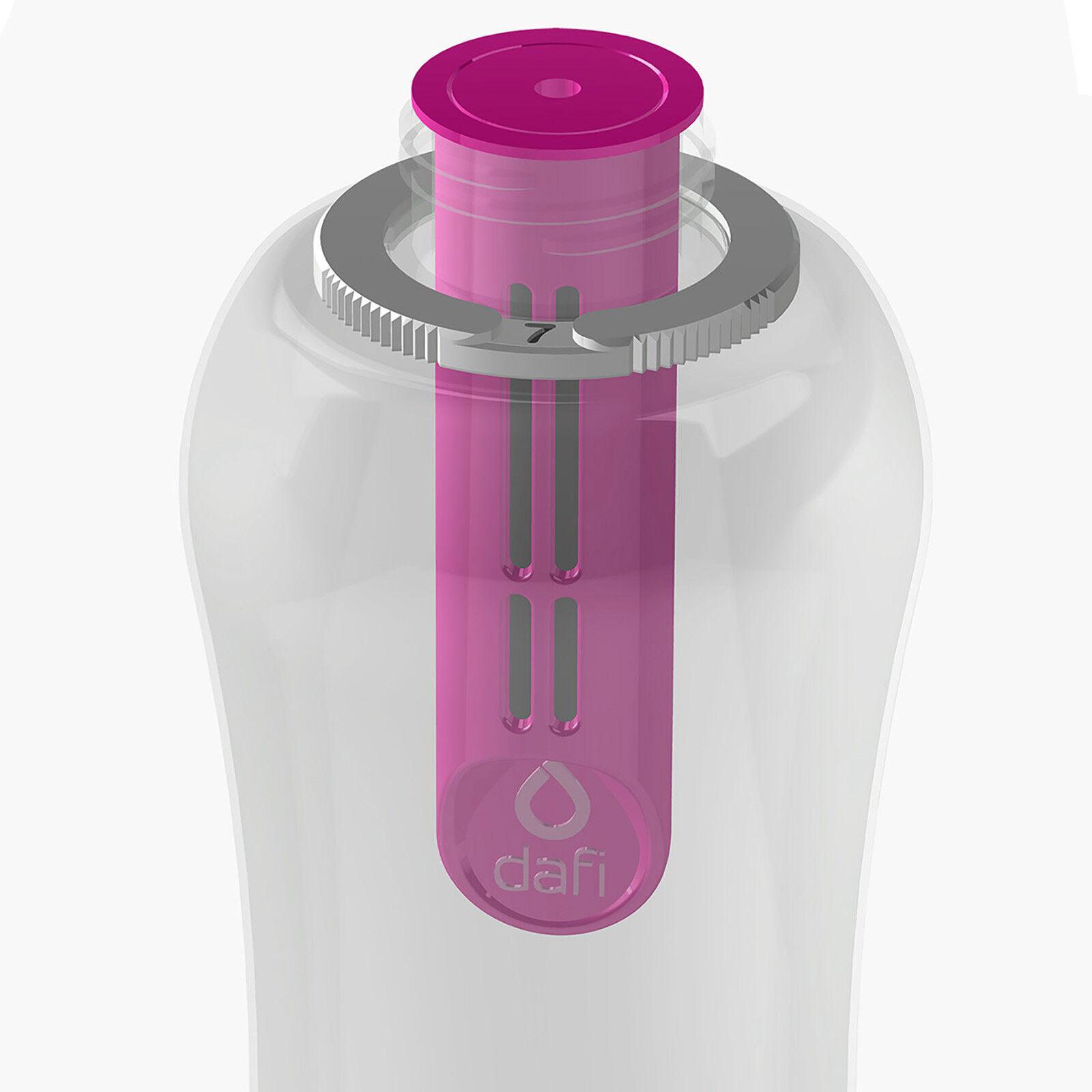 Original Bobble NEON PINK Sport Water Bottle 1L//34 FL OZ Brand New Sealed