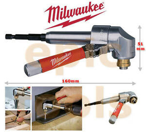 MILWAUKEE-OSD2-Right-Angle-90-Degree-Cordless-Drill-Screwdriver-Bit-Attachment