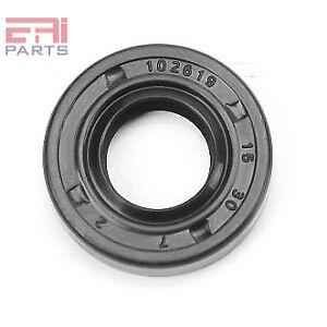 Oil-Shaft-Seal-15X30X7mm-TC-EAI-Double-Lip-w-Spring-Metal-Case-w-NBR-Coating