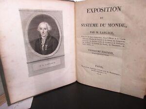 Laplace-Exposition-du-systeme-du-Monde-3e-edition-revue-et-augmentee-1808