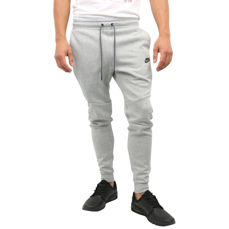 200a3d241f00e8 Nike Sportswear Tech Fleece Hose Jogginghose Jogger Herren Herren Herren  805162 063 Grau dfc02e