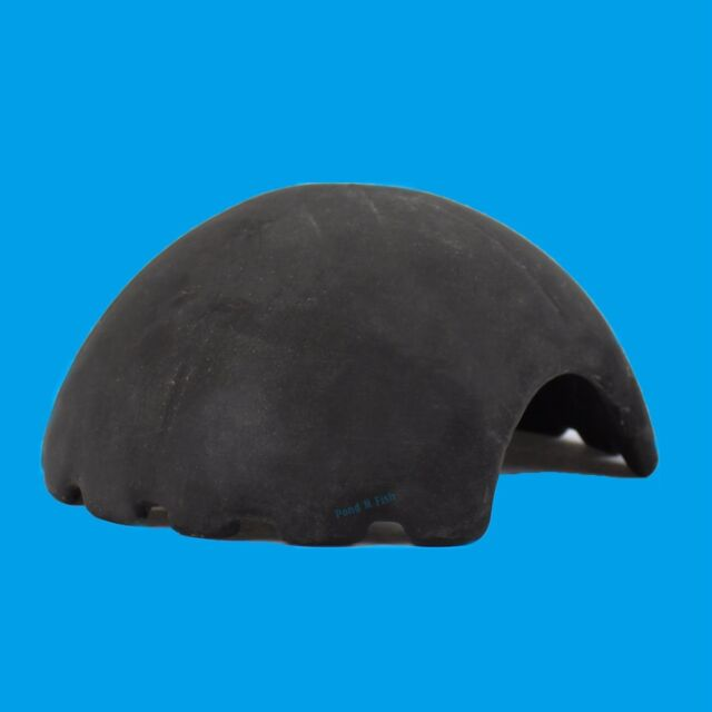 Aquarium Ceramic Cave Shrimp Fish Shelter Crab Fry Cichlid Hiding Breeding House
