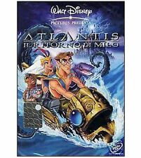 DISNEY DVD Atlantis Il ritorno di Milo - con Siae