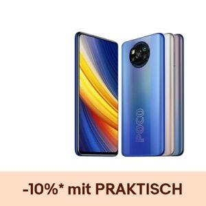 "POCO X3 Pro 8GB 256GB Handy 6,67"" 120Hz 5160mAh 48MP Smartphone Global Version"