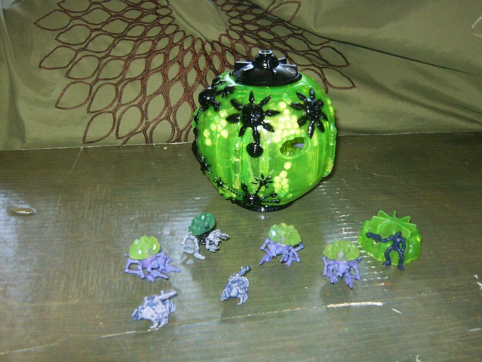 Trendmasters War Planets Shadow Raiders Ice Green Green Green acbd7c