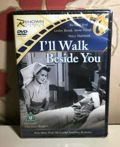 Renown-Pictures-I-039-ll-Walk-Beside-You-Region-Free-DVD-NEW-amp-SEALED-1943-Film