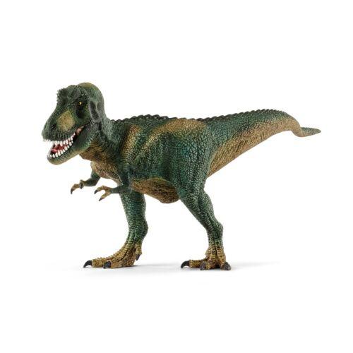 Schleich Große Dinosaurier Nr 14587  TYRANNOSAURUS REX dunkelgrün Neuheit 2018