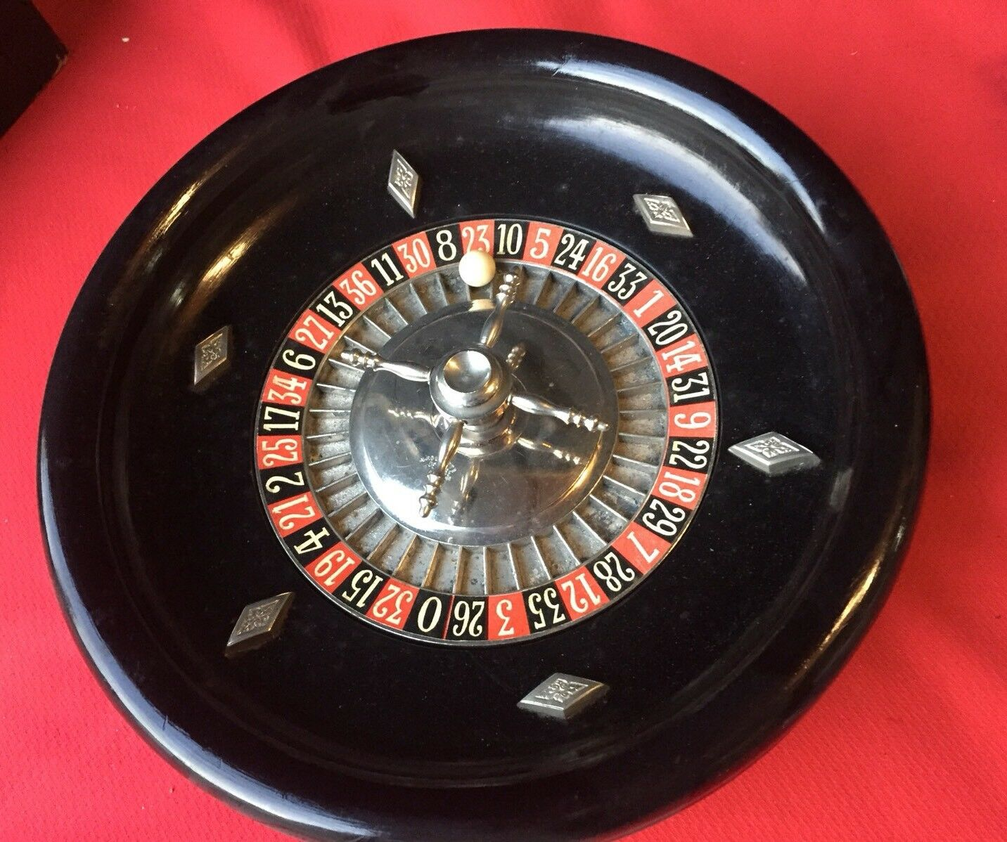 GAME OLD OLD OLD WHEEL PARISIENNE 19TH CENTURY bdb3e2
