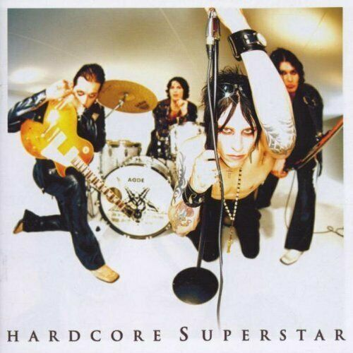 Hardcore Superstar Thank you..  [CD]