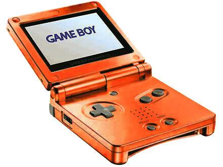 Nintendo Game Boy Advance Sp Pokemon Center New York Orange Handheld System For Sale Online Ebay