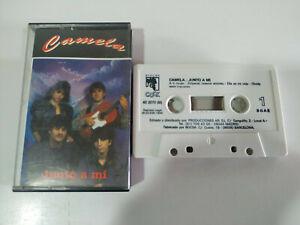 Camela-Junto-a-Mi-Exitos-1994-Cinta-Cassette