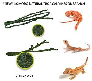 NEW-KOMODO-REPTILE-NATURAL-TROPICAL-VINE-BRANCH-VIVARIUM-DECORATION-2-SIZES