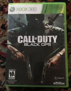 NEW Call of Duty Black Ops 3 III Game Microsoft Xbox 360 Zombies Multiplayer  47875874626