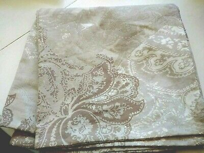 Pottery Barn Willow Paisley Print Pillow Covers Set Two