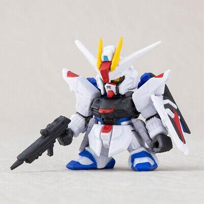 Bandai Gundam Senshi Forte 08 Mobile Suit Figure Duel Freedom~Set of Five @32605