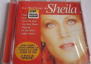 SHEILA-CD-034-LE-MEILLEUR-034-NEUF-MAIS-BOITIER-034-FENDU-034
