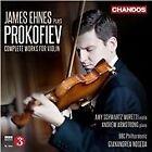 Sergey Prokofiev - Prokofiev: Complete Works for Violin (2013)