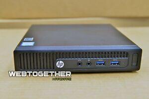 HP-ProDesk-260-G2-Mini-PC-Intel-i3-6100U-2-3ghz-500GB-HDD-4GB-Wifi-Win10-Pro