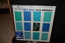 Tina Brooks, True Blue, 2 Lp, 45rpm, Tube Mastering at Acoustec by Hoffman/Gray