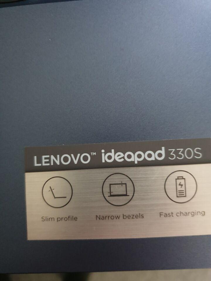 "Lenovo IdeaPad 330S 14"" Intel i7, 4.0 GHz, 8 GB ram"