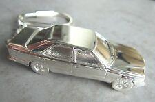 Mercedes Benz 560 SE -  Schlüsselanhänger, kein Pin - 3 D - versilbert