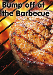 Bump Off At The Barbecue - Jeux à 6, 8, 10, 12 joueurs