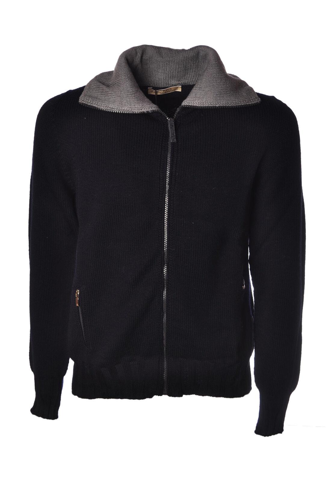 Alpha  -  Sweaters - Male - Blau - 4562023A184512