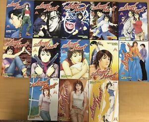 ANGEL-HEART-FRANCAIS-MANGA-VOL-1-2-3-4-5-6-7-8-9-10-11-12-15-TSUKASA-HOJO